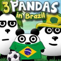 3 Pandas in Brazil Play