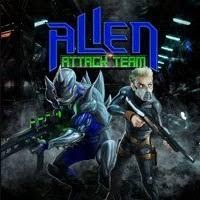 Alien Attack Team Play