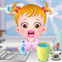 Baby Hazel Dental Care Play