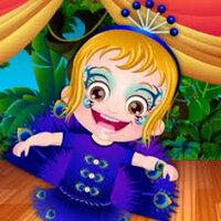 Baby Hazel Fancy Dress Play