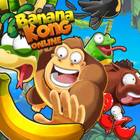 Banana Kong Play