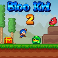 Bloo Kid 2 Play