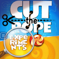 Cut the Rope: Experiments Play