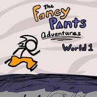 Fancy Pants Adventure 1 Play
