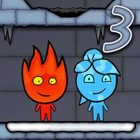 Fireboy and Watergirl - The Ice Temple Play