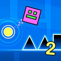 Geometry Neon Dash World 2 Play