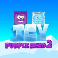 Icy Purple Head 2 Play
