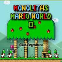 Monoliths Mario World 2 Play