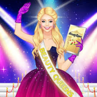 Pageant Queen Dress Up Play