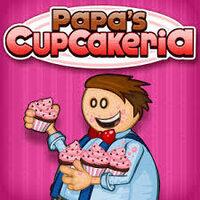Papa's Cupcakeria Play