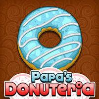 Papa's Donuteria Play