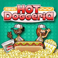 Papa's Hot Doggeria Play