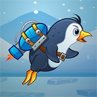 Penguin Jetpack Play