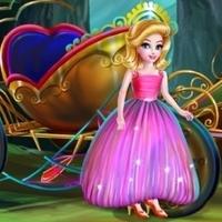 Princess Carriage Car Wash Play