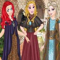 Princess of Thrones Play