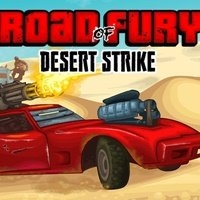 Road of Fury 3: Desert Strike Play