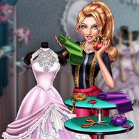 Royal Dress Designer Play