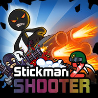 Stickman Shooter 2 Play