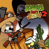 Zombies Can't Jump 2 Play